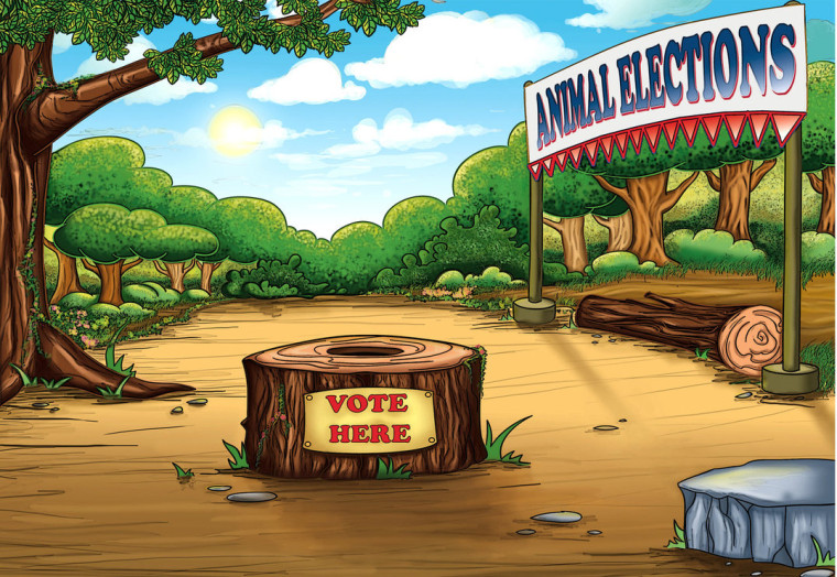 a_cartoon_forest_election_by_88srenaissance88-d4zim5f